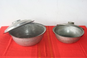 Old National Dishes Set