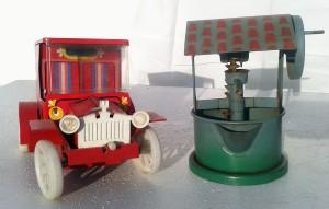 Soviet Union Toys Set