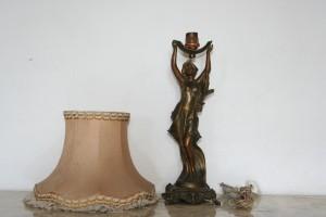 Beautiful Old Lamp