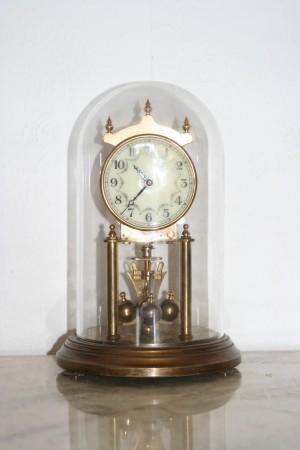 Kettle with a bowl 2 /Старинен френски часовник