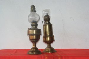 Old Gaslamps
