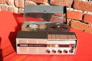 Old Recorderer Uher 4000 REPORT-L