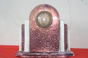 Ceramic old clock