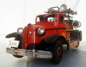 Old Fire Truck (1931 UK)